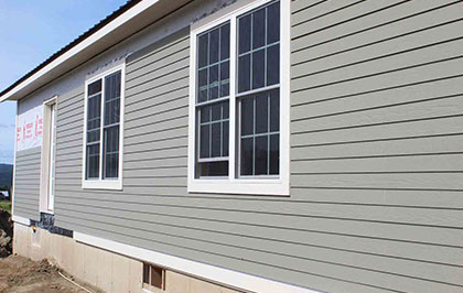 Roofing Edges & Siding